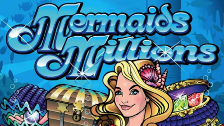 Mermaids Millions – Slots Game