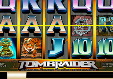 Tomb Raider – Slots Game