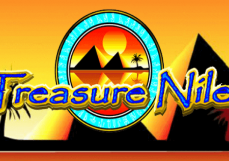 Treasure Nile – Slots Game