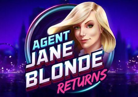 Agent Jane Blonde – Slots