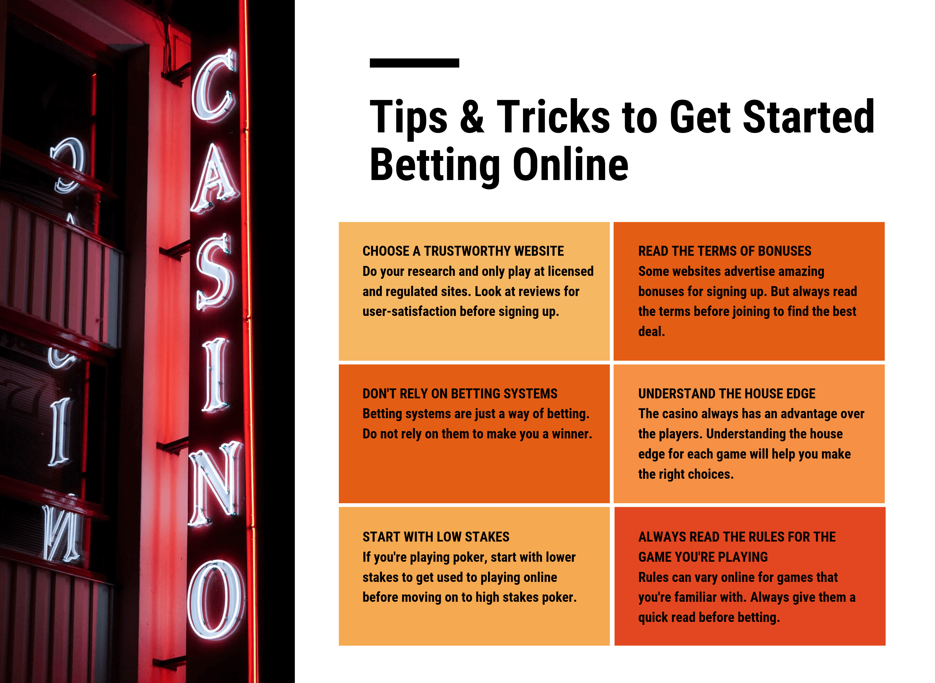 Best Online Gambling Odds