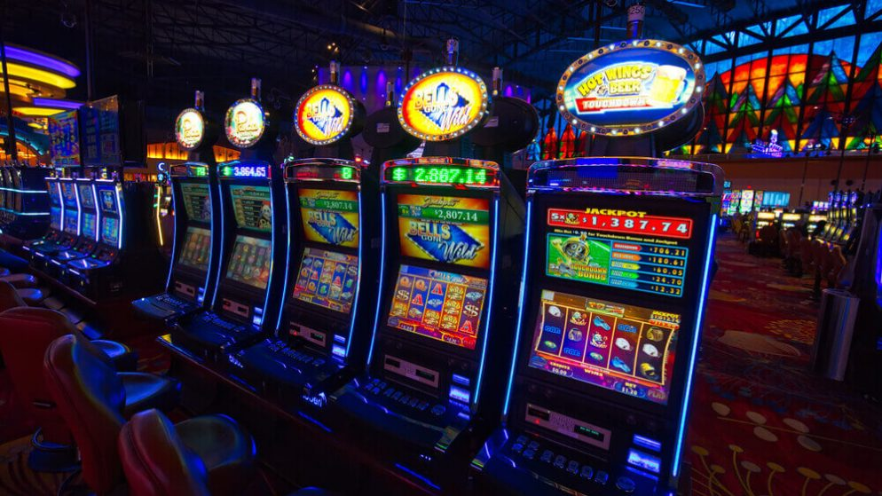 The Best Slots Casinos For 2021!